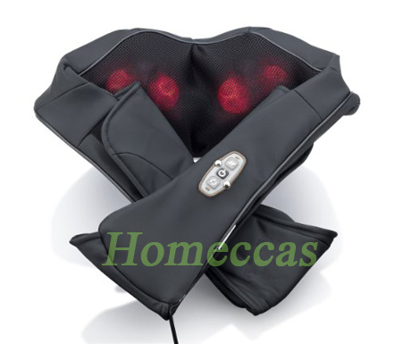 RM-N011A-Rechargeable Neck and Shoulder Massager