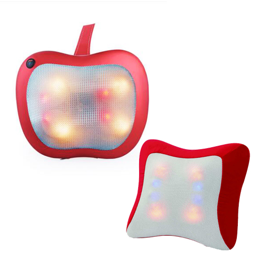 RM-L070-Colorful Light Shiatsu Massage Pillow